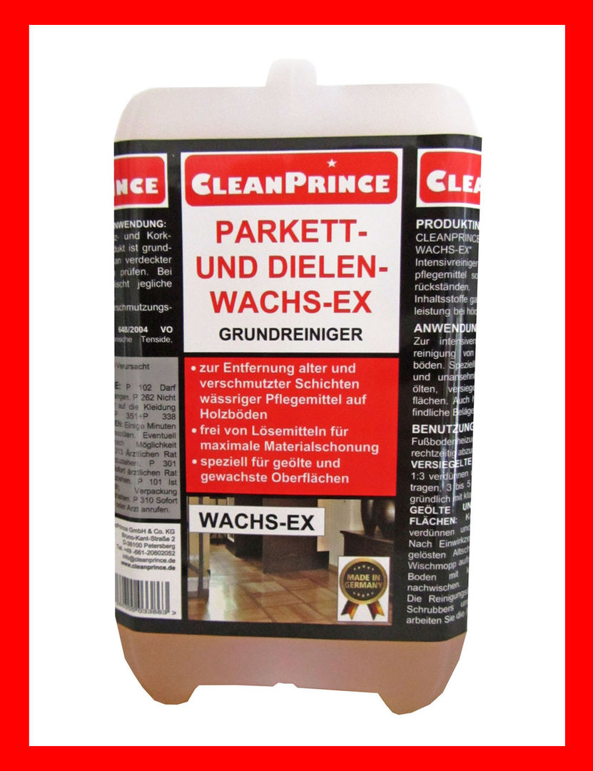 parkett und dielen wachs ex 2 liter onlineshop. Black Bedroom Furniture Sets. Home Design Ideas