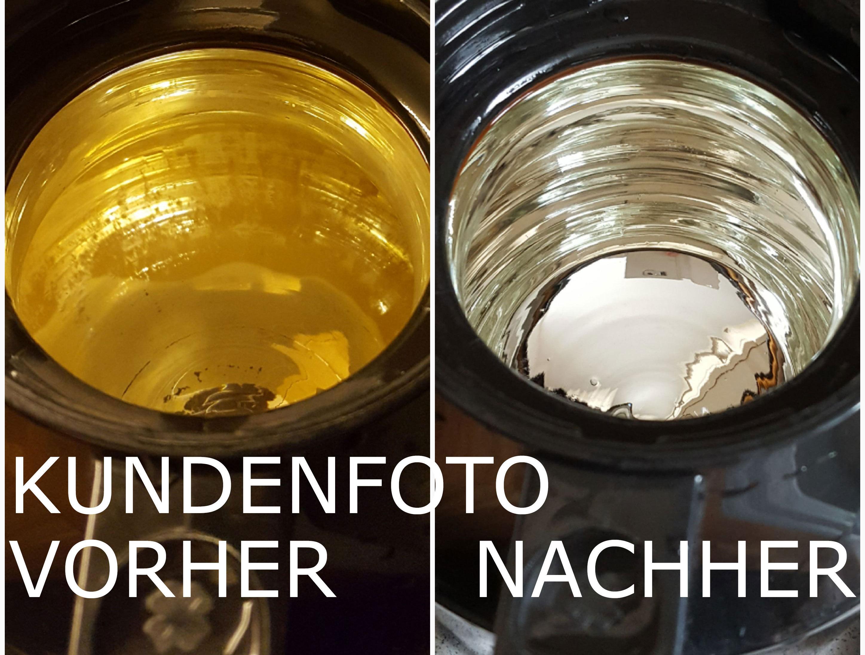 Geraeteentkalker_Vorher_Nachher_Kundenfoto